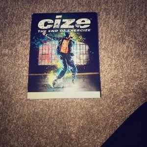Cize! From Beachbody workout DVD.